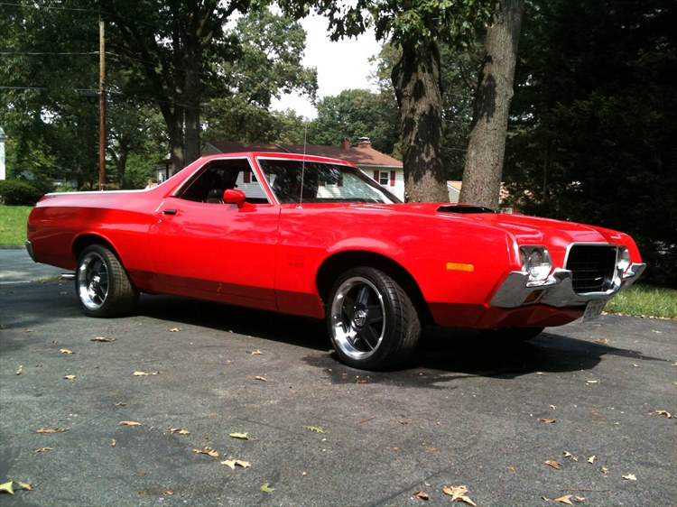 Dcms1 1972 Ford Ranchero Specs Photos Modification Info