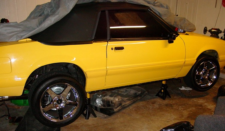 Mike86GT 1993 Ford Mustang 16133695