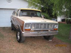 ramsling85 1985 Dodge Ramcharger