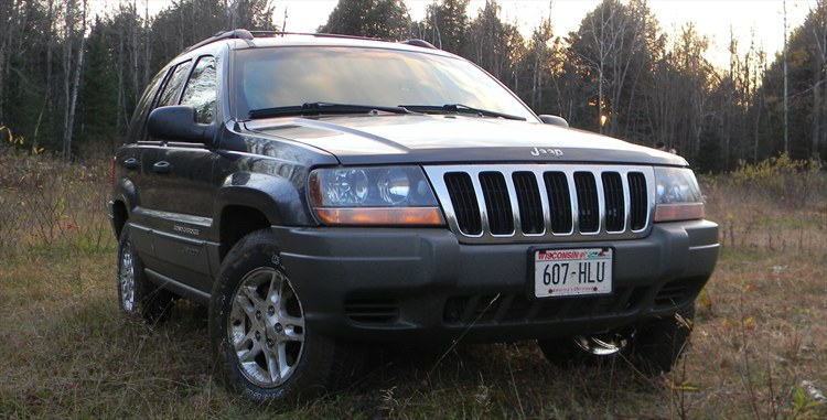 Lifted '02 WJ - 16314691