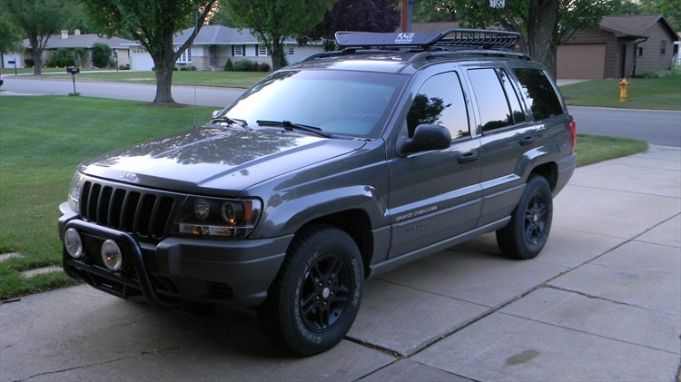 J33pThing 2002 Jeep Grand Cherokee Specs Photos Modification