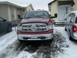 dodgerampage28's 2012 Dodge Ram 1500 Quad Cab