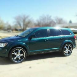 Zachmel806 2009 Dodge Journey