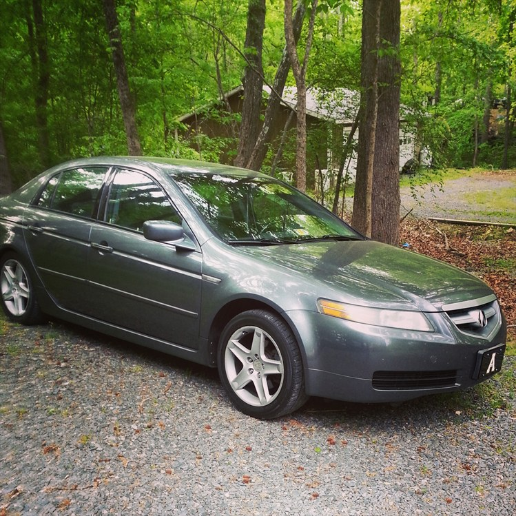 Bwholland32 2004 Acura TL Specs, Photos, Modification Info