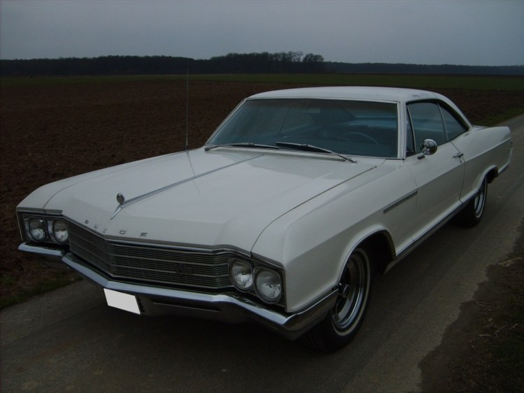 Another variabel 1966 Buick LeSabre post... - 16005602