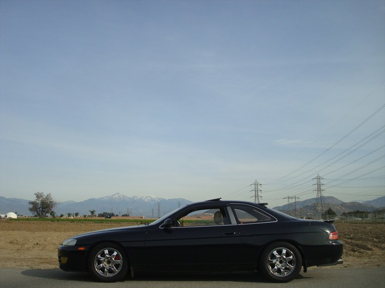 Kouki Monster's 1995 Lexus SC