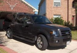 FordExpedition07 2007 Ford Expedition EL