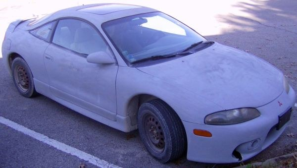 Another Eddie Bean 1998 Mitsubishi Eclipse post... - 16036682