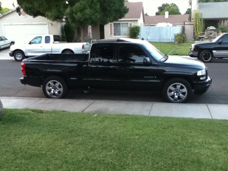 Lalo2092008 2006 Gmc Sierra Classic 1500 Extended Cab Specs