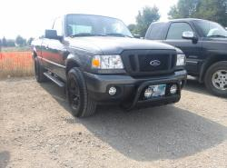2011 Ford Ranger-Super-Cab