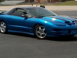 BlueBird02 2002 Pontiac Trans Am