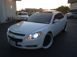 2000gtboy 2008 Chevrolet Malibultz Sedan 4d Specs Photos Modification Info At Cardomain
