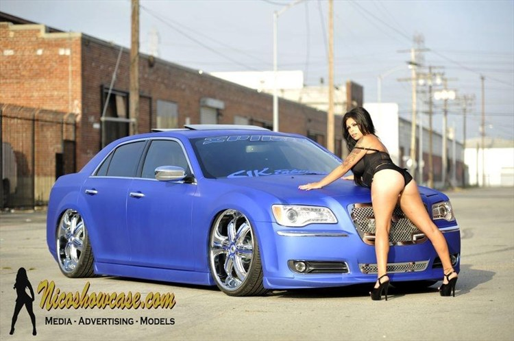 FknShowoff 2011 Chrysler 300 16078632