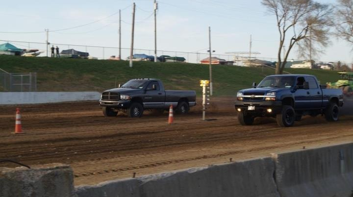 Diesel Dirt Drags - 16208686