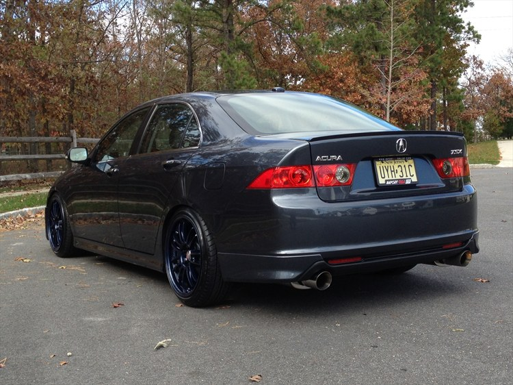 cr7694 2006 Acura TSXSedan-4D Specs, Photos, Modification ...