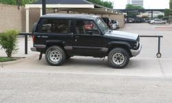 1989 Isuzu Trooper RS
