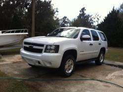 Justin Collier 2009 Chevrolet Tahoe