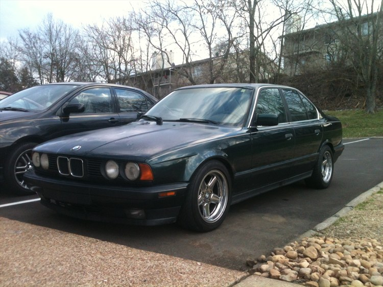 normalloginname 1994 BMW 5 Series