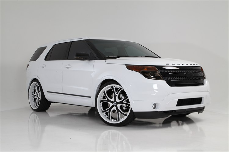 Custom Ford Explorer >> Kg Custom 2014 Ford Explorer Specs Photos Modification Info At
