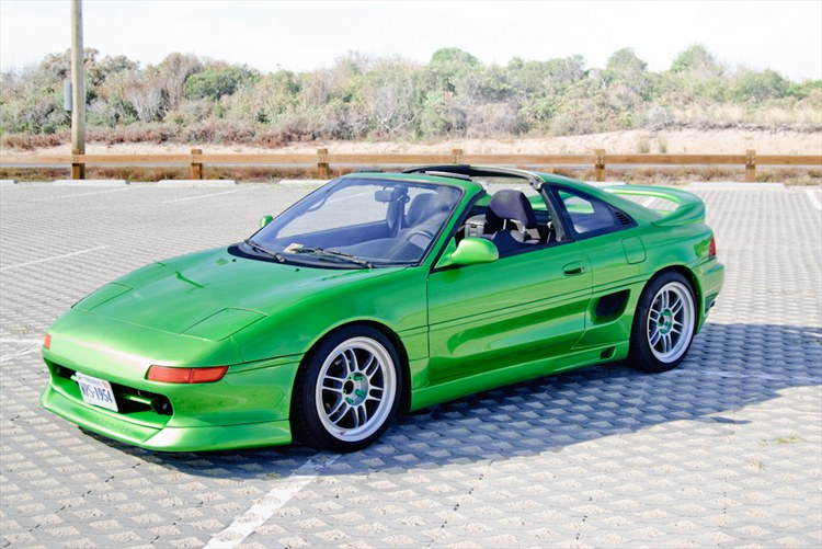 91 toyota mr2 specs