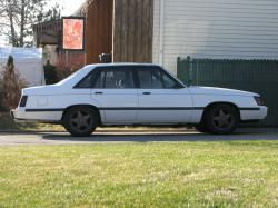 francisLTDLX 1985 Ford LTD LX