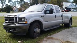 2003 Ford F350-Super-Duty-Crew-Cab