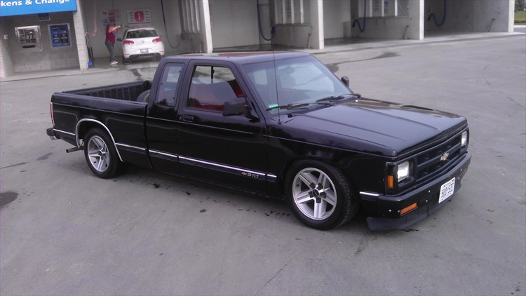oPiE8963 1991 Chevrolet S10 Extended Cab