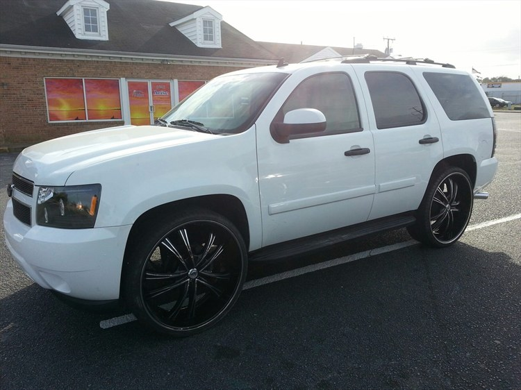 Another 19DUB82 2009 Chevrolet Tahoe post... - 16140788