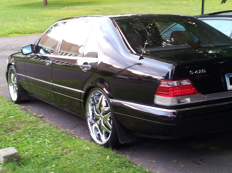 Arcoley 39 S 1996 Mercedes Benz S Class In New Haven Ct