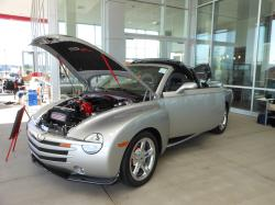 Top-Banana-0983s 2005 Chevrolet SSR