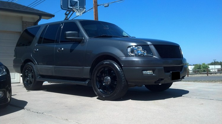 Murdered Out Ford Expedition Wwwpicsbudcom