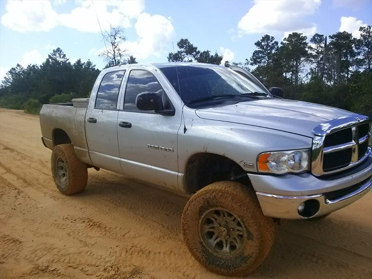 2005 Dodge Ram 6inch BDS Lift  - 16341786