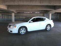 Creighton Vickerss 2011 Dodge Avenger