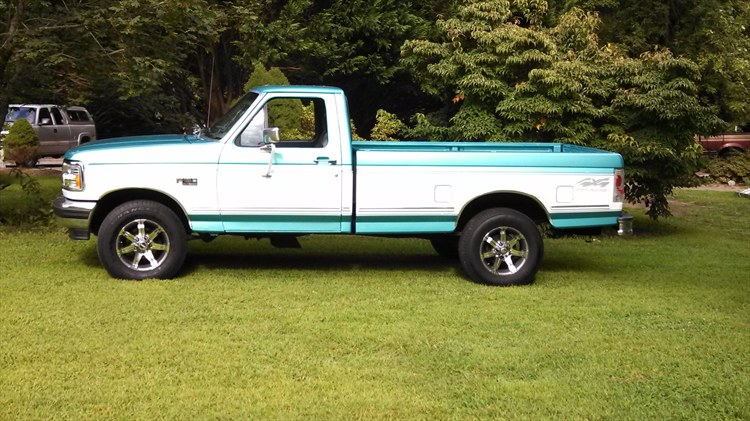 Buddyford 1994 Ford F150 Regular Cablong Bed S Photo Gallery At