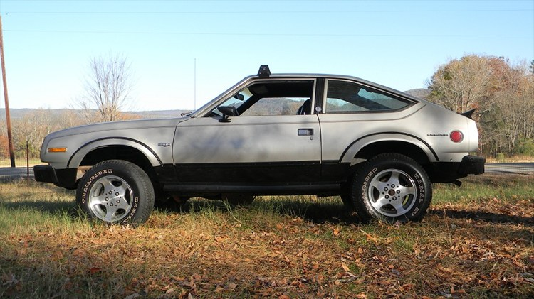 Killrail 1981 AMC Eagle