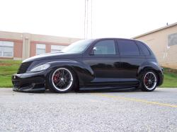 Dwight Fretwell 2001 Chrysler PT Cruiser