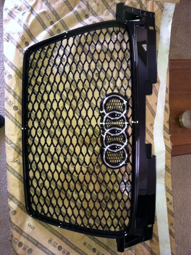 OEM TTRS Grill From Germany - 16224700