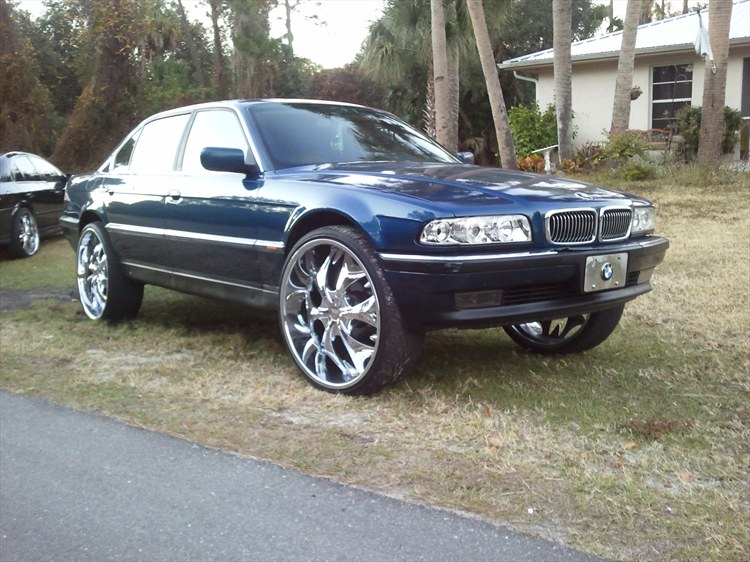 Mralwaysproduce 1998 Bmw 7 Series Specs Photos Modification Info
