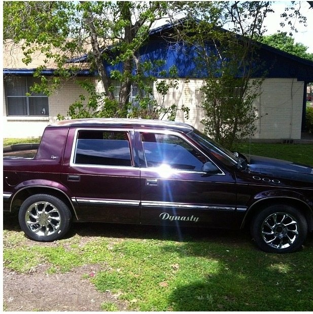 Dontedansby 1993 Dodge Dynasty Specs Photos Modification