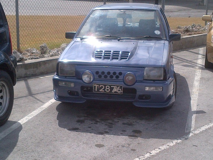 Another rennair 1986 Nissan Micra post... - 16167720