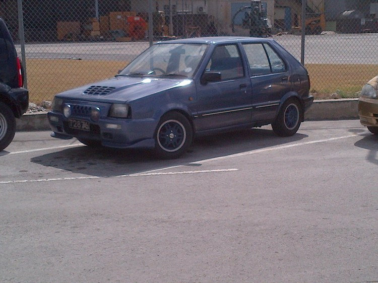 Another rennair 1986 Nissan Micra post... - 16167721