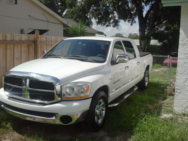 Jr_Rankins 2006 Dodge Ram 1500 Mega Cab