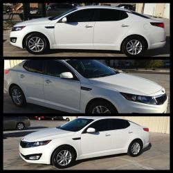 adoredashley 2013 Kia Optima