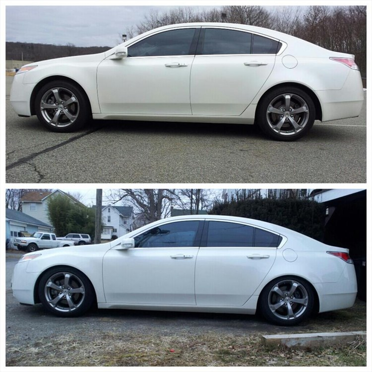 Edeliz6's 2010 Acura TL Sedan 4D In