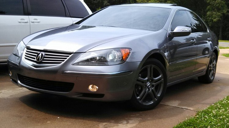 nickmatev 39 s 2006 acura rl in dallas ga. Black Bedroom Furniture Sets. Home Design Ideas
