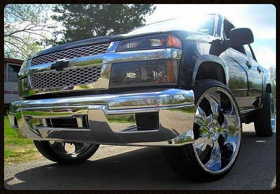 Another Fast Star 2007 Chevrolet Colorado Crew Cab post... - 16220820