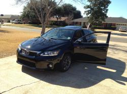 The AmmO ChicK 2012 Lexus CT 200h