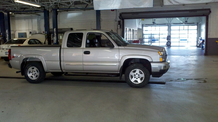 Another 99blaz 2006 Chevrolet Silverado 1500 Extended Cab post... - 16090866