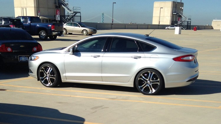Pattyatty 2013 ford fusion specs photos modification info at cardomain publicscrutiny Gallery