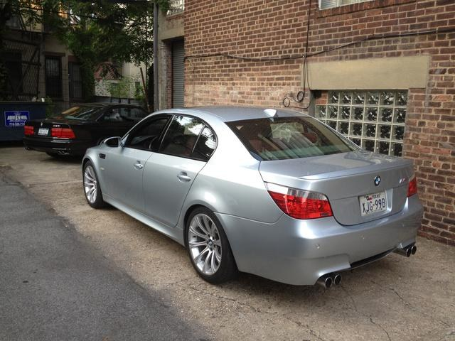 g8nightman 39 s 2006 bmw m5 in new york ny. Black Bedroom Furniture Sets. Home Design Ideas